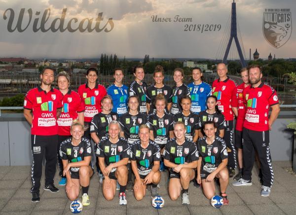 Team HBF1 - SV Union Halle-Neustadt 2018/19