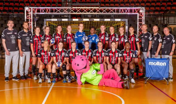 HBF1-Team - TSV Bayer 04 Leverkusen 2018/19