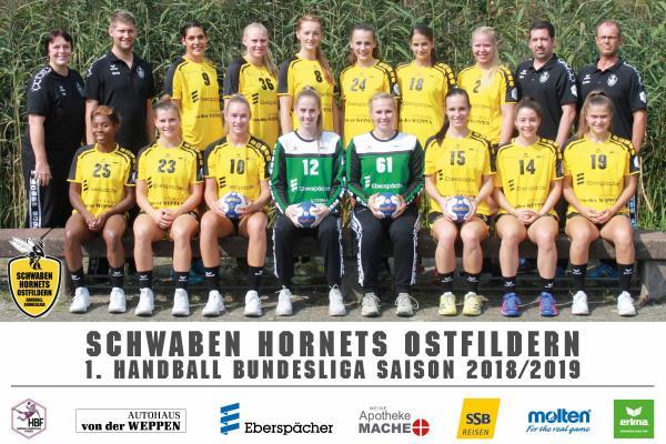 Team HBF1 - TV Nellingen 2018/19