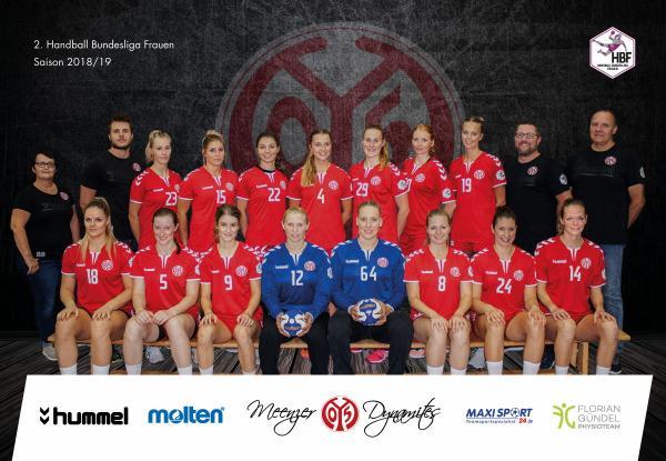 Team HBF2 - 1. FSV Mainz 05 - 2018/19