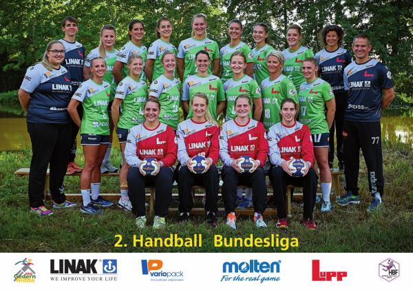 Team HBF2 - HSG Gedern/Nidda 2018/19