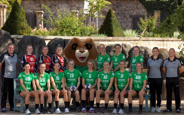 Team HBF2 - SG 09 Kirchhof 2018/19