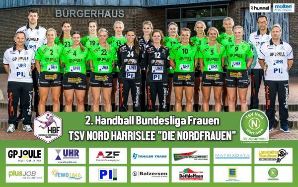 Team HBF2 - TSV Nord Harrislee 2018/19