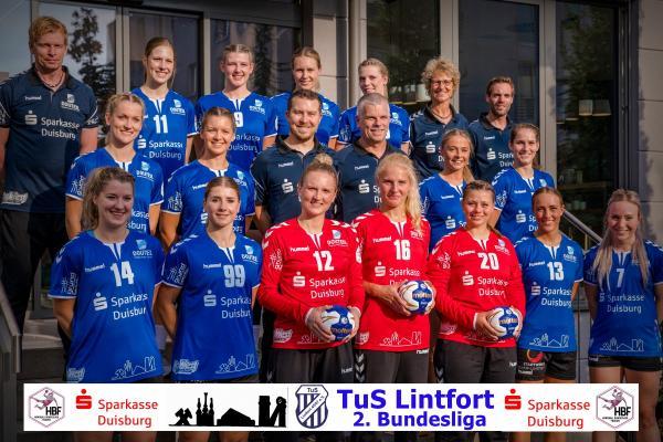 Team HBF2 - TuS Lintfort 2018/19