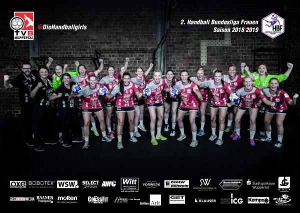 Team HBF2 - TV Beyeröhde-Wuppertal 2018/19