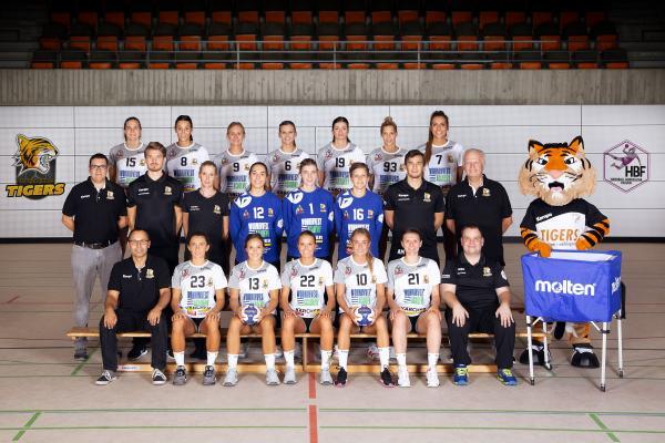Team HBF2 - VfL Waiblingen 2018/19