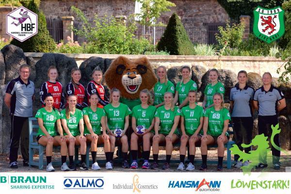 SG 09 Kirchhof, Teamfoto HBF2 2018/19