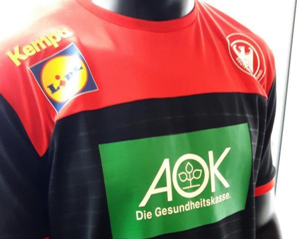 trikot handball nationalmannschaft 2020