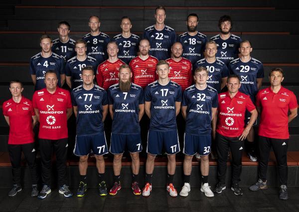 Bjerringbro Silkeborg, Champions-League-Saison 2018/19