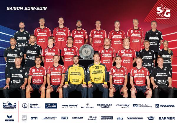 SG Flensburg-Handewitt, Champions-League-Saison 2018/19