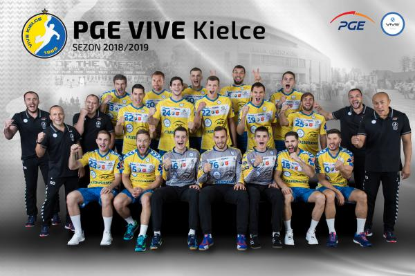 KS Kielce, Champions-League-Saison 2018/19