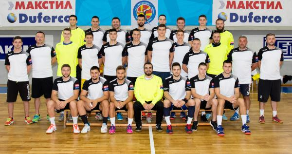 Metalurg Skopje, Champions-League-Saison 2018/19