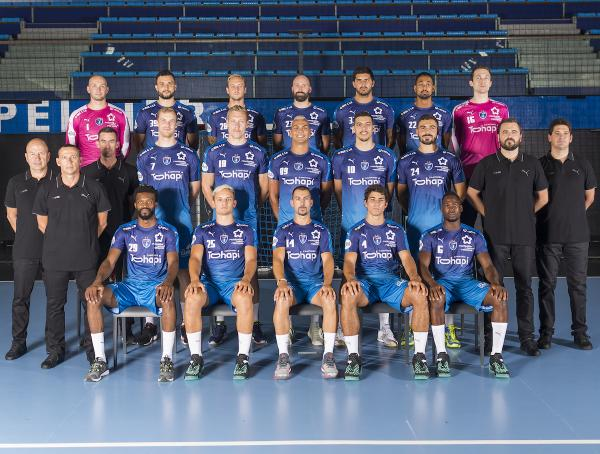 Montpellier AHB, Champions-League-Saison 2018/19