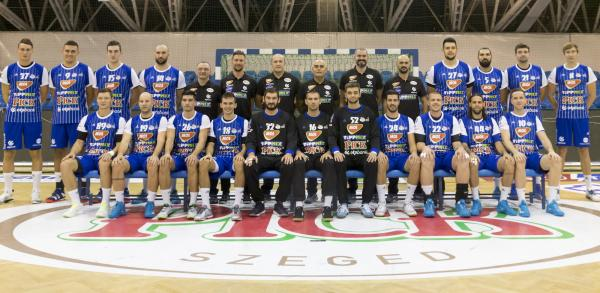 MOL Pick Szeged, Champions-League-Saison 2018/19