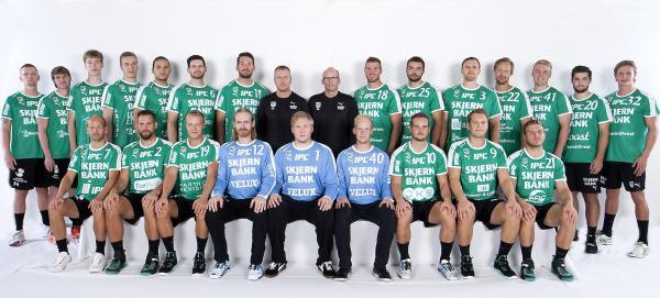 Skjern Handbold, Champions-League-Saison 2018/19