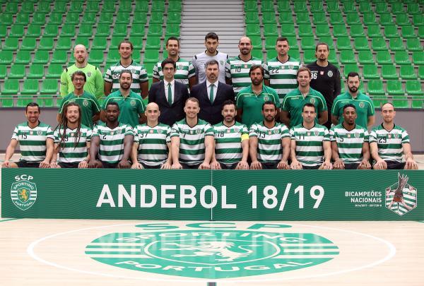 Sporting Lissabon CP, Champions-League-Saison 2018/19