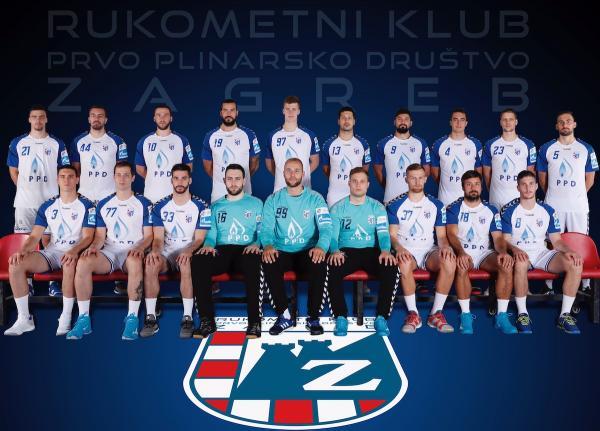 RK Zagreb, Champions-League-Saison 2018/19