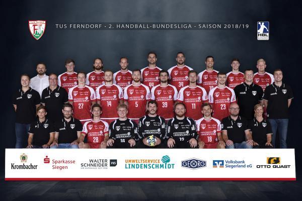 TuS Ferndorf, Saison 2018/19
