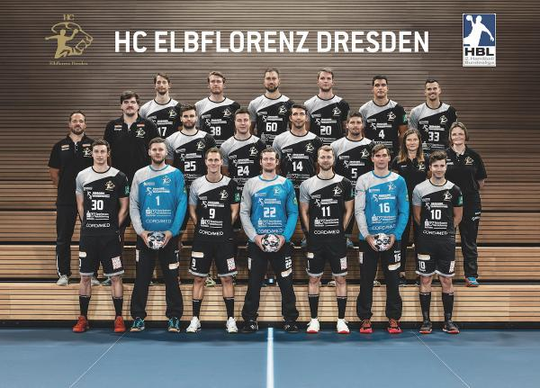 HC Elbflorenz, Saison 2018/19