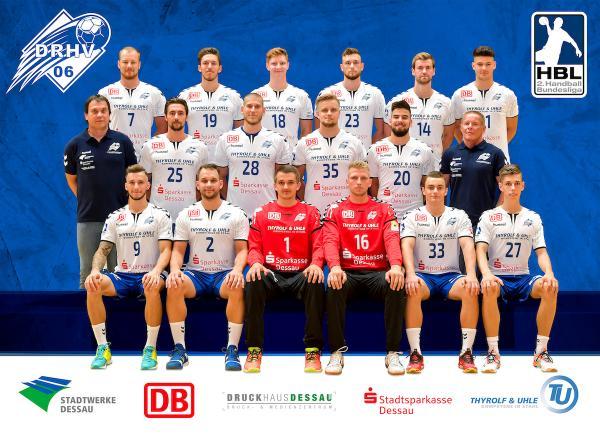 Dessau-Roßlauer HV, DRHV, Saison 2018/19
