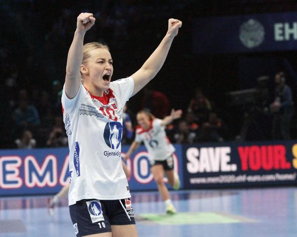 Stine Bredal Oftedal - Norwegen NOR-SWE SWE-NOR