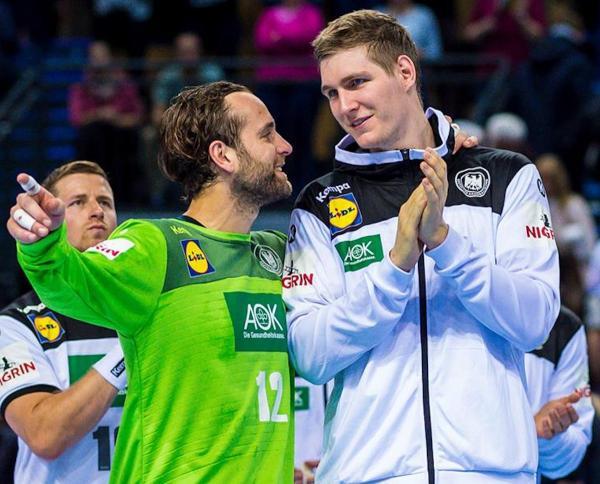 Handball Em Heinevetter Lemke Groetzki Und Co Die