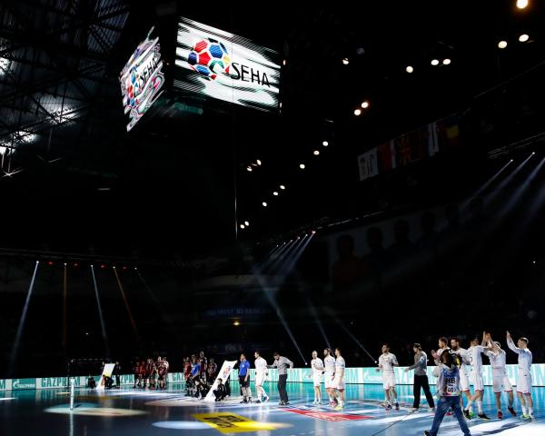 The arena in Brest will be the venue for the final match of the round of last sixteen