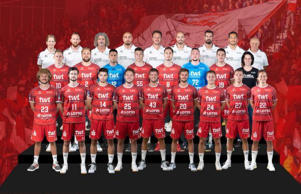 Die Eulen Ludwigshafen, Mannschaftsfotos Liqui Moly Handball-Bundesliga, Mannschaftsfotos Saison 2019/2020, Mannschaftsfotos 1. Handball-Bundesliga
