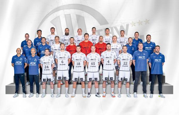 THW Kiel, Mannschaftsfotos Liqui Moly Handball-Bundesliga, Mannschaftsfotos Saison 2019/2020, Mannschaftsfotos 1. Handball-Bundesliga
