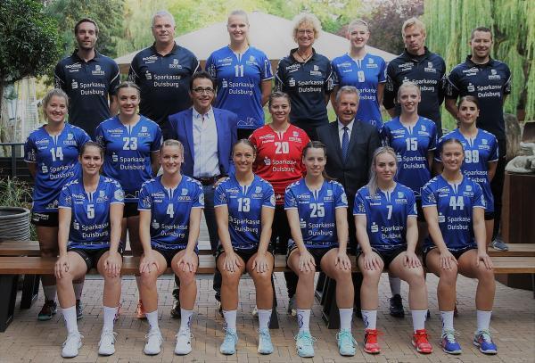 TuS Lintfort Team 2019/20