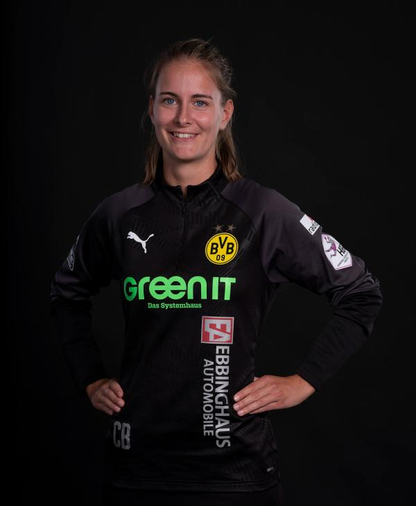 Physio Chantal Bathe - Borussia Dortmund 2019/20