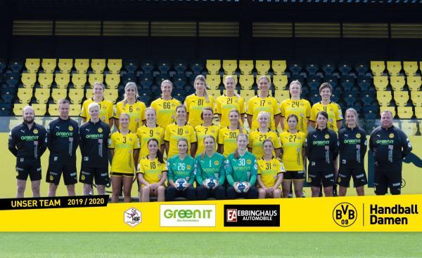 Team - Borussia Dortmund 2019/20 - HBF 2019/20