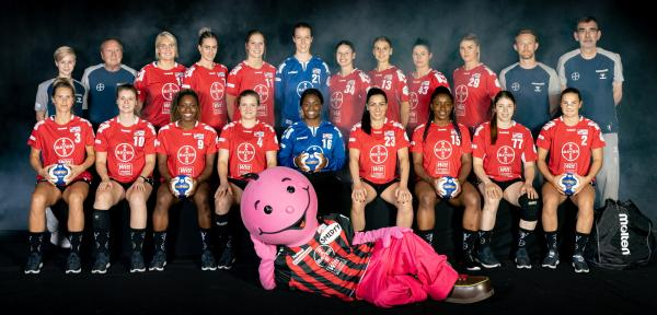 Team - TSV Bayer 04 Leverkusen 2019/20 - HBF 2019/20
