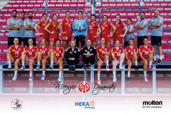 Team - 1. FSV Mainz 05 - 2019/20 - HBF 2019/20
