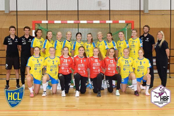 Team - HC Leipzig 2019/20 - HBF2 2019/20