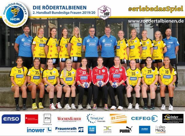 Team - HC Rödertal 2019/20 - HBF2 2019/20
