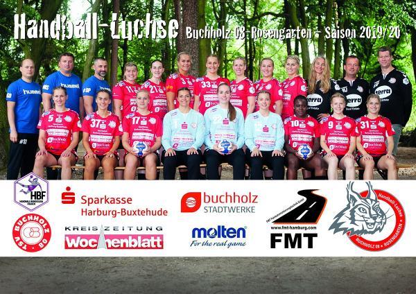 Team - HL Buchholz 08-Rosengarten 2019/20 - HBF2 2019/20