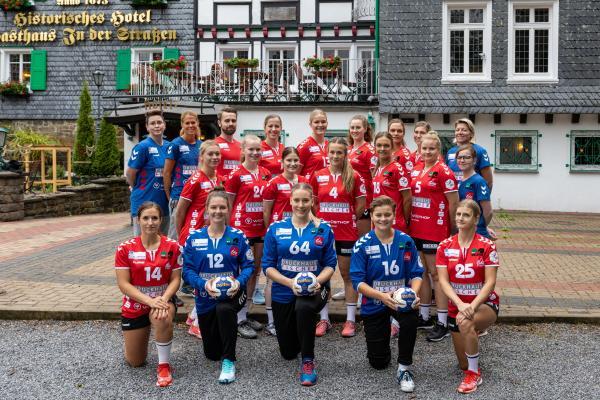 Team - HSV Solingen-Gräfrath 2019/20 - HBF2 2019/20