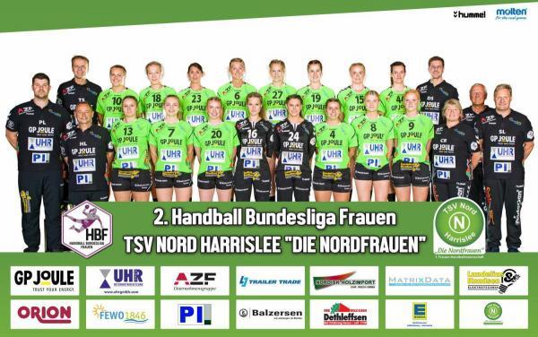 Team - TSV Nord Harrislee 2019/20 - HBF2 2019/20