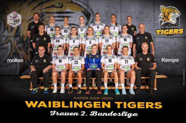 Team - VfL Waiblingen 2019/20 - HBF2 2019/20
