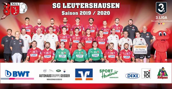 SG Leutershausen, Saison 2019/2020