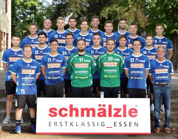 VfL Pfullingen, Mannschaftsfoto 2019/2020, 3. Liga