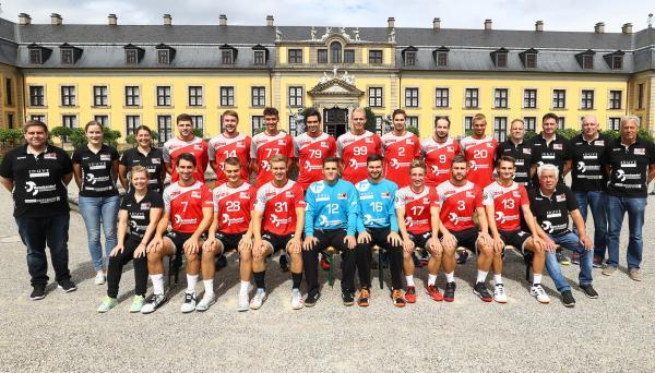 HSV Hannover, Mannschaftsfoto 3. Liga Saison 2019/2020