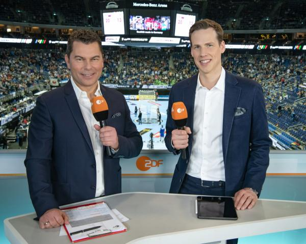 Handball Im Fernsehen Landerspiele Bei Ard Und Zdf