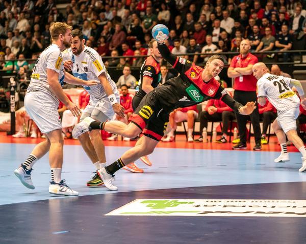 Wie Geht Es Weiter Bei Handball Em Der Spielplan Fur