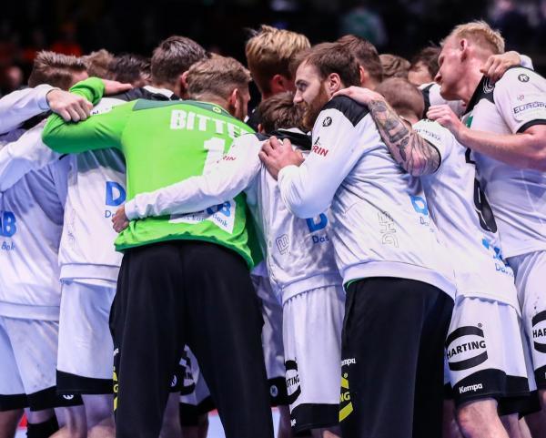 Handball Em Umfrage Sterne Und Dhb Spieler Des Spiels Bei