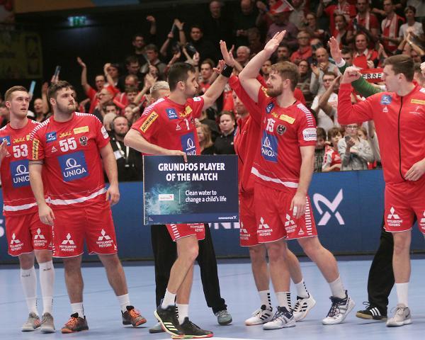 Handball Em Tag 6 Kampf Um Hauptrunde In Livestream Und