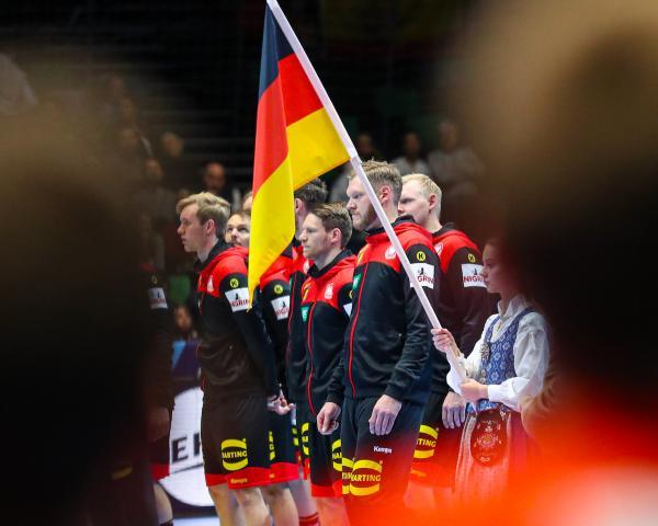 Handball Em Tag 5 Deutschland Lettland Sowie Kroatien