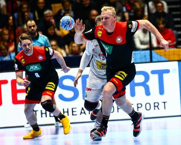 Dhb Team In Wien Gelandet Hauptrundengegner Noch Offen