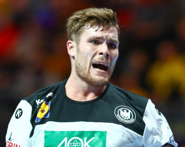 Johannes Golla Handball
